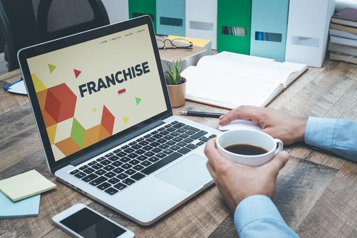Franchise ein wachsender Markt